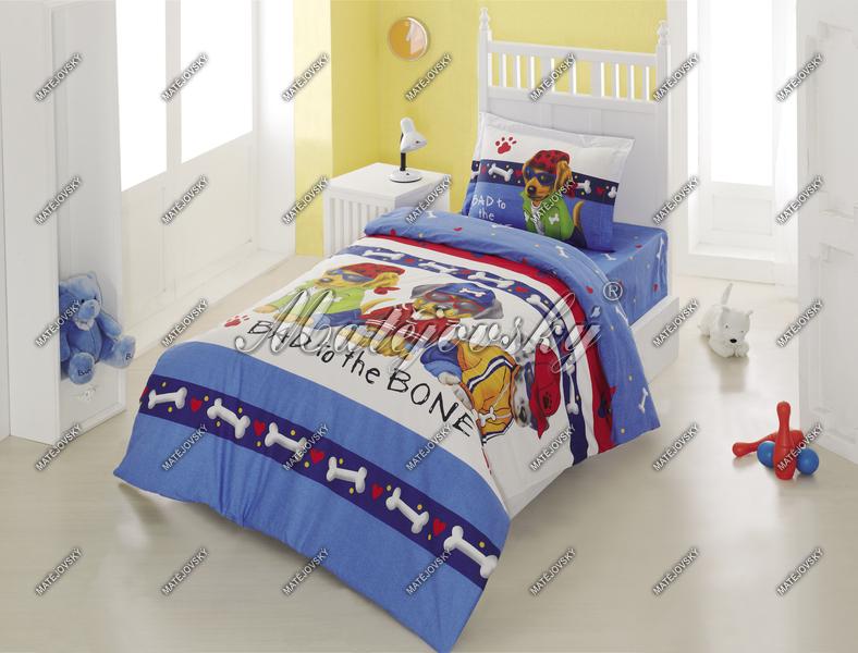 bad dogs comicbettwaesche onlineshop f r bettw sche. Black Bedroom Furniture Sets. Home Design Ideas