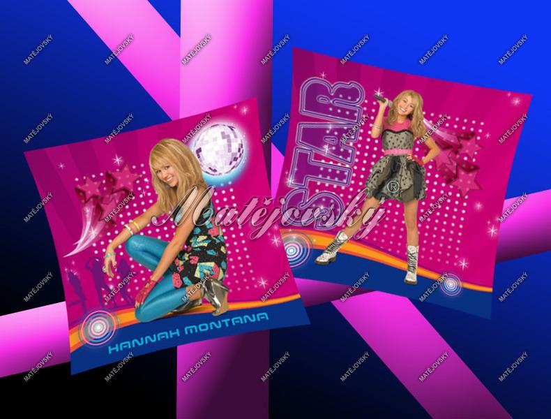Hannah Montana Kissen Onlineshop Für Bettwäsche Spielwaren Und