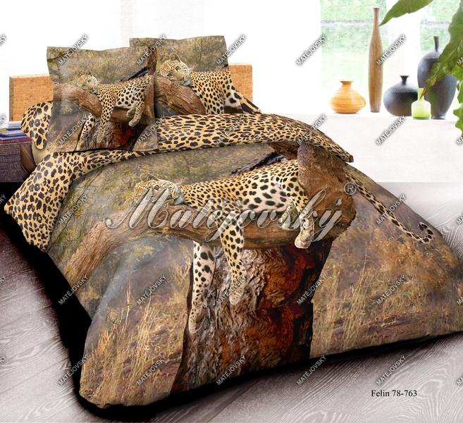 leoparden bettw sche m belideen