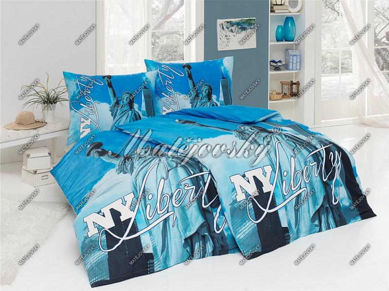 Fotobettwäsche New York Liberty Onlineshop Für Bettwäsche