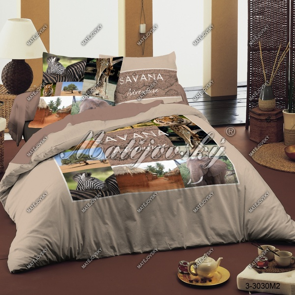 tiere bettw sche savanna onlineshop f r bettw sche spielwaren und heimtextilien. Black Bedroom Furniture Sets. Home Design Ideas