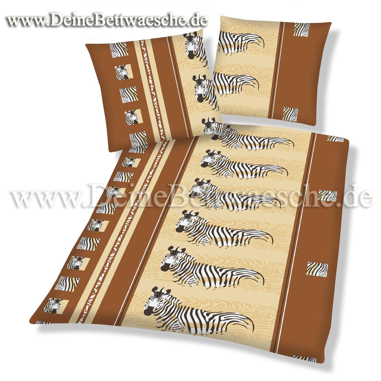 zebra bettw sche okawango onlineshop f r bettw sche. Black Bedroom Furniture Sets. Home Design Ideas